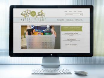Katie Leverenz - Homepage