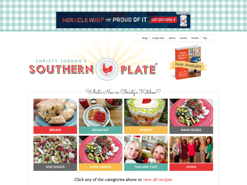 Southern Plate - Mobile